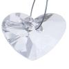 Crazy 4 U Heart 17mm Crystal